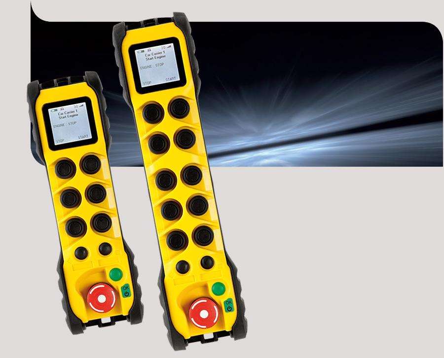 Radiocommande de sécurité Gama